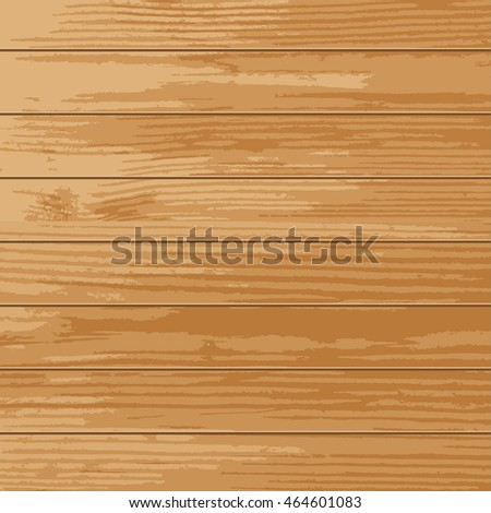 Realistic wooden vector background