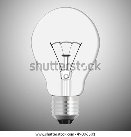 Reality vector lamp #49096501