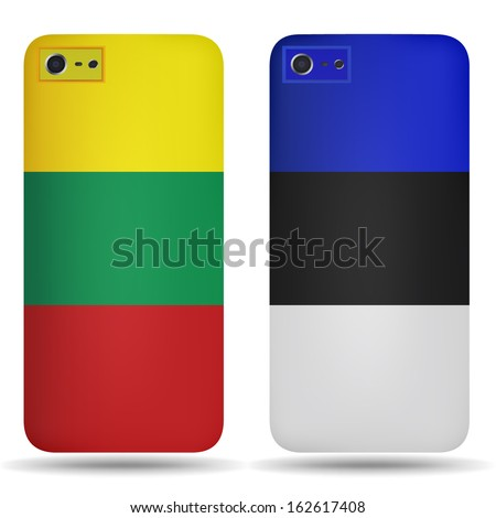 rear covers smartphone with