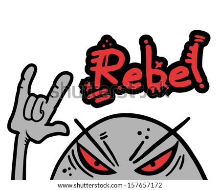 rebel bug