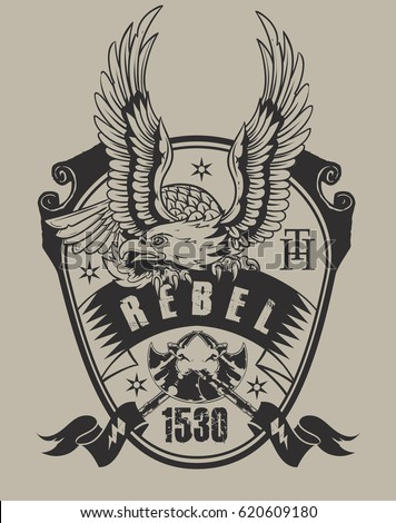 rebel eagle