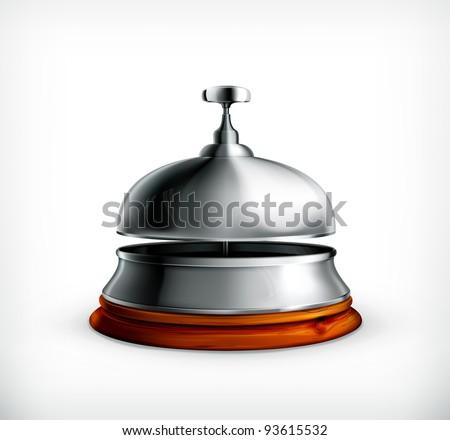 Reception Bell, vector