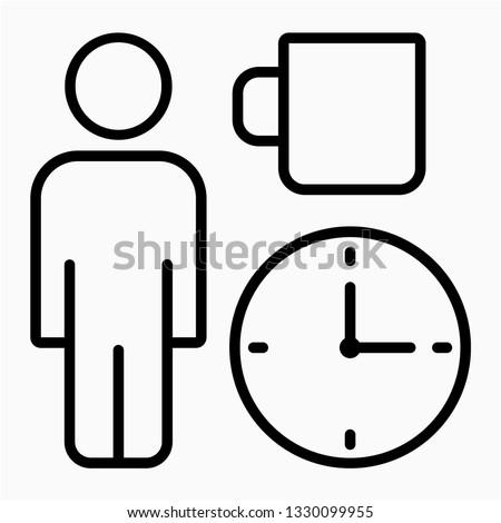 recess, break time, coffee, break, tea break, temporarily, break