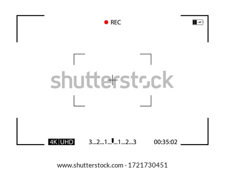 recording video of camera