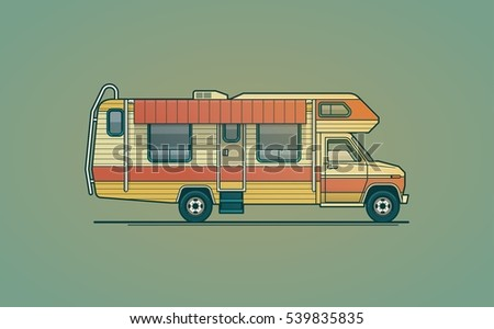 recreational vehicle background