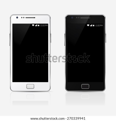 rectangular stylish mobile