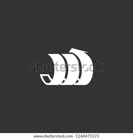 recycle icon vector. recycle sign on black background. recycle icon for web and app