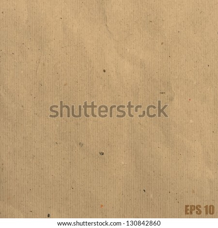 Recycled paper background.Illustration eps10