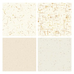 Recycled paper textures, seamless background