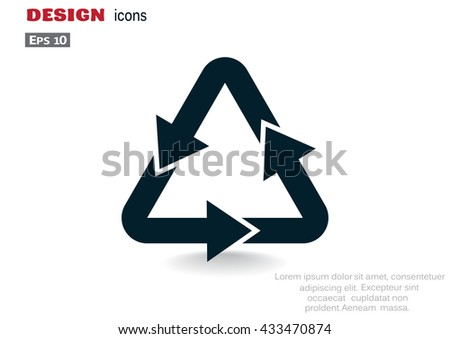 recycling icon recycling icon