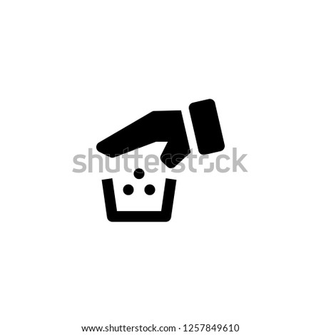 recycling icon vector. recycling vector graphic illustration