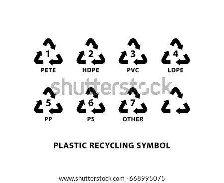 Recycling Codes Download Free Vector Art Stock Graphics Images