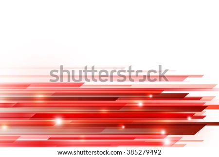 Stock Photo Red abstract background