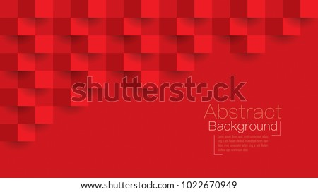 red abstract texture vector