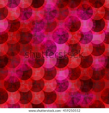 red and purple abstract