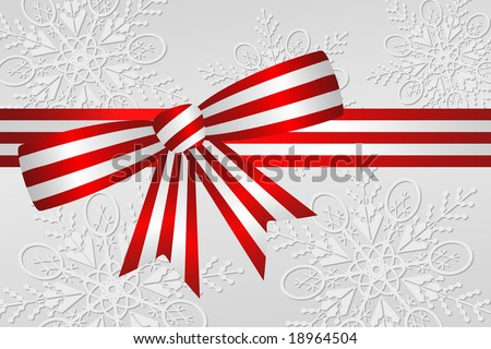 white snowflake background. silver and white snowflake
