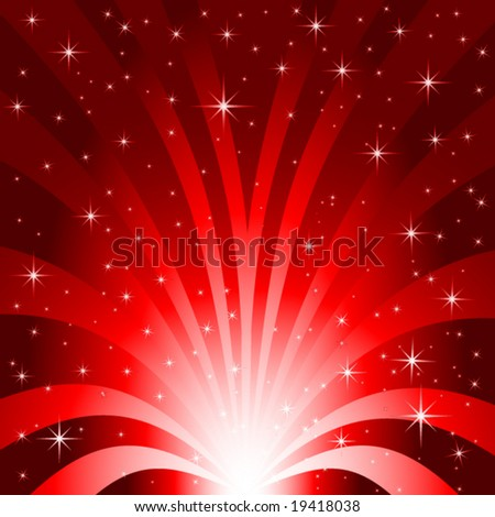 Backgrounds on Red Background Design Stock Vector 19418038   Shutterstock