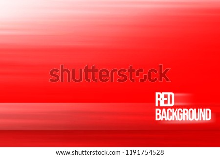 Red background for wallpaper, web banner, printing products, flyer, presentation or cover brochures. Vector illustration. - Shutterstock ID 1191754528