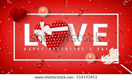 Valentine candy hearts vector - Download Free Vectors