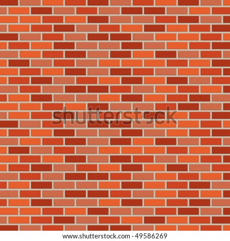 Red Brick Patterns http://www.shutterstock.com/pic-49586269/stock-vector-red-brick-wall-pattern-with-different-color-tones.html