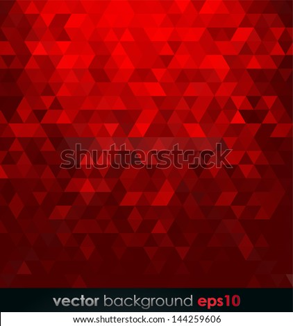 red bright background with