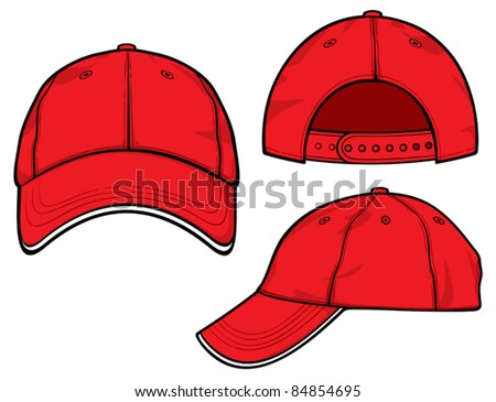 Red cap (baseball cap)