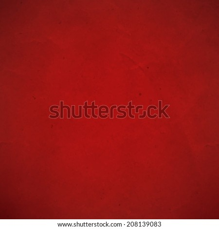 red cardboard  with gradient