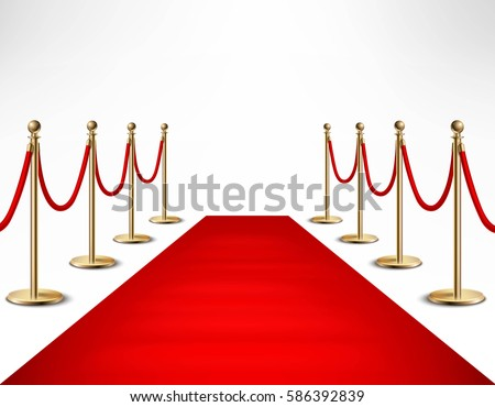 red carpet ceremonial vip event