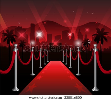 red carpet movie premiere