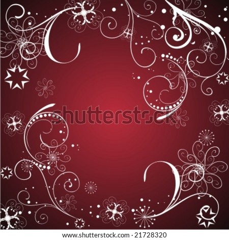 Backgrounds on Red Christmas Background Stock Vector 21728320   Shutterstock