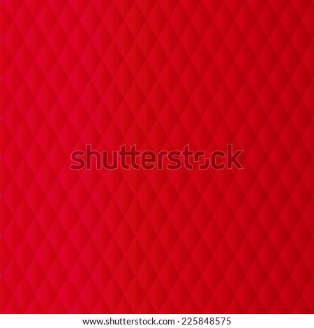 red diamond colorful abstract background vector