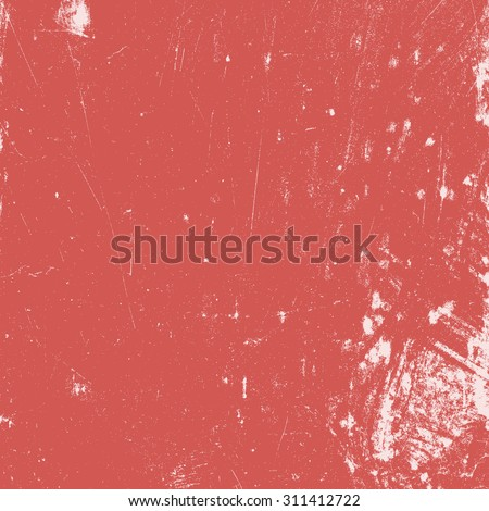 red distressed paint texture