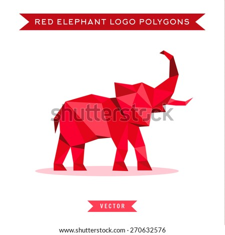 red elephant logo with reflux