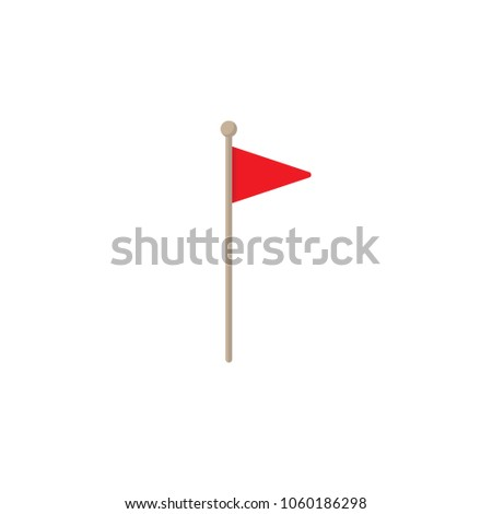 Set of flag vector icons flat design … Stock Photo 398936542