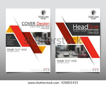 Free Vector Flyer Design Template Download Free Vector Art Stock