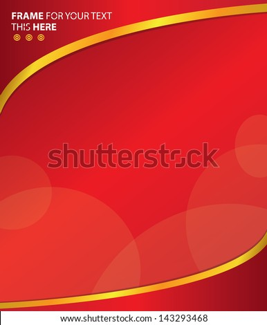stock-vector-red-frame-for-text-abstract-background-vector