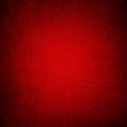 Red grunge background - Vector
