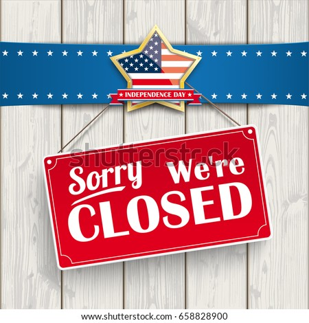 labor day closing sign template