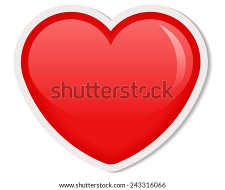 Shiny Heart Icon Download Gratis Vectorkunst En Andere