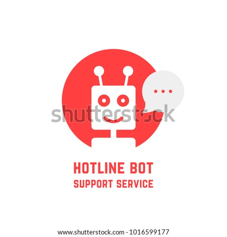 red hotline bot support service