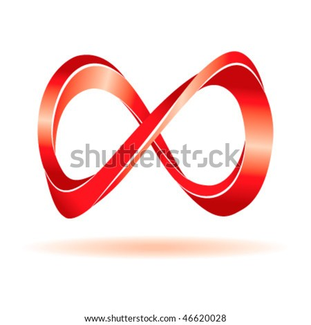 Лого, кричалки, гимн - Страница 3 Stock-vector-red-infinity-sign-46620028