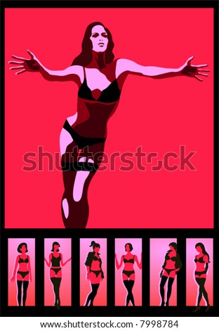 Red light district girls - against sexual slavery
