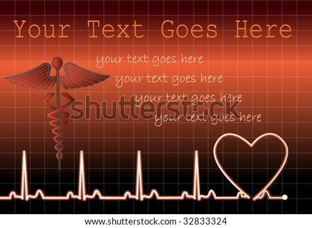 red medical background - photo #41