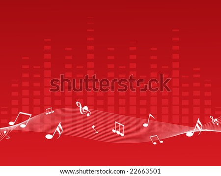 music background wallpaper. musical background with