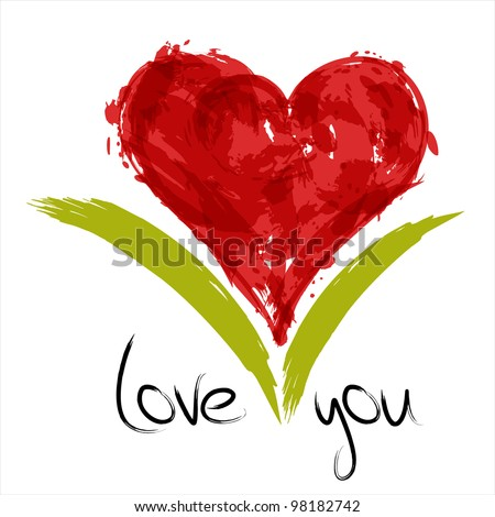 stock-vector-red-painted-heart-with-inscription-love-you-eps