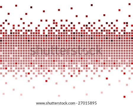 red pixel