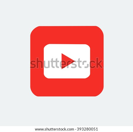 red play vector