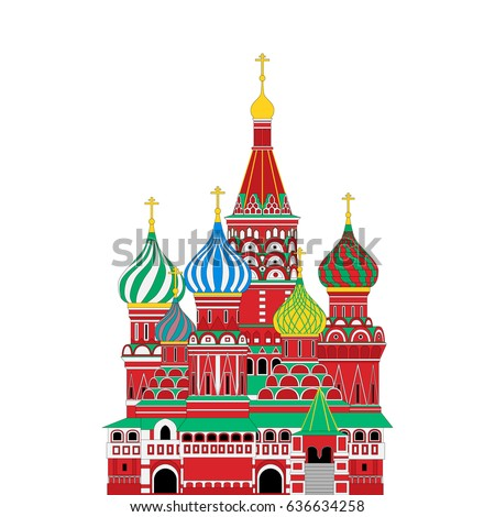 red square kremlin saint