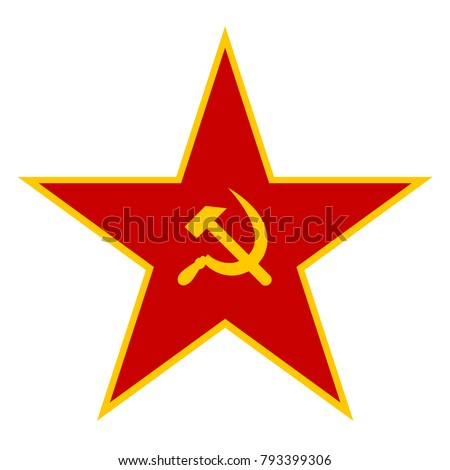 red star of the soviet army