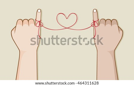 red string of fate  asian legend